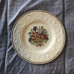 Windermere Wedgwood Patrician plate